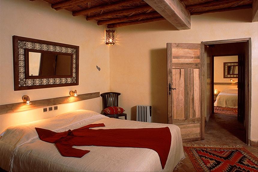 Apartment Suite bedroom, Kasbah du Toubkal