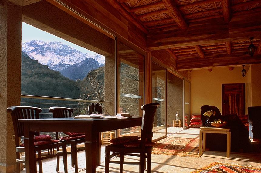 Kasbah du Toubkal's Apartment Suite