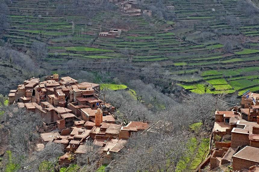 The local village of Aït Aïssa
