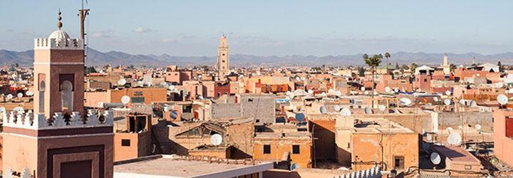 Kasbah, Marrakech & Coast holidays