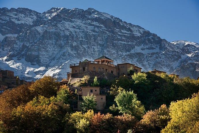 Kasbah du Toubkal, Imlil, Morocco