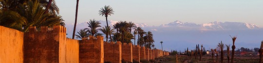 Kasbah and Marrakech holidays