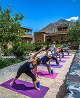 Yoga & Mindfulness Retreats at Kasbah du Toubkal