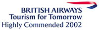 British Airways Tourism for Tomorrow Awards