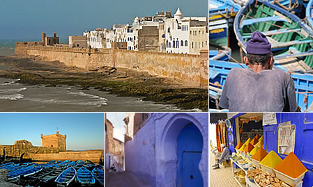 Views of Essaouira