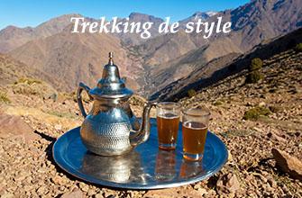 Trekking in Style