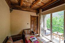 Junior Suite private balcony