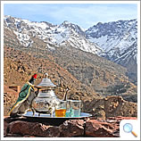 Berber hospitality