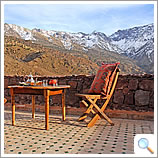 Azzaden Trekking Lodge terrace