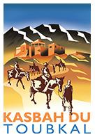 Kasbah du Toubkal - Morocco's Premier Mountain Retreat (link to website)