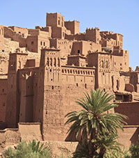 The Ksar of Ait Benhaddou, Morocco