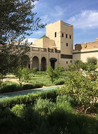 The Secret Garden, Marrakech