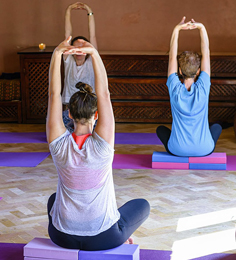 Mountain Yoga & Mindfulness Retreat Morocco