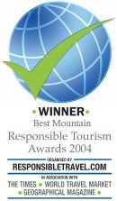 Responsible Tourism Awards 2004