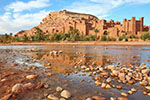 The magnificent Ksar of Aït Benhaddou