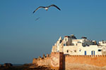 The coastal town of Essaouira