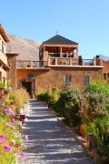 A 5-night two-centre holiday staying at Kasbah du Toubkal and a 4-star hotel or a riad in Marrakech