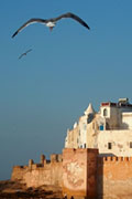 A 7-night two-centre holiday staying at Kasbah du Toubkal and a riad in Essaouira