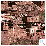 Typical berber village